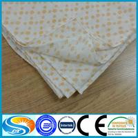 6 layers cotton muslin fabric for baby sleeping bag