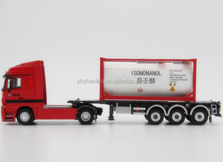1:50 OEM new product tank container truck model
