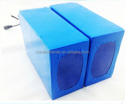 Wholesale 12 Volt Lithium Battery / Lowest Price of Electric Motorcycle Battery Pack
