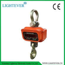 Chinese manufacture display LED digital crane scale 5 ton