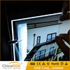 Advertising Slim LED Acrylic Frame LED Illuminated Acrylic Crystal Slim LED Frame Acrylic Slim LED Light Frame