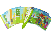 OEM professional factory oid reading pen,digital talking pen,point reading pen with invisible sound books