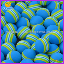 Different sizes EVA material kids playing toy sports ball