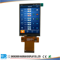 3.5 inch 32.x480 resolution tft lcd capacitive touch screen ,tft color lcd