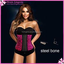 Top Sale Steel Boned Back Support Adjustable Waist Training Corset