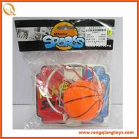 hot hoops folding basketball game kids plastic mini basketball game SP78921040B
