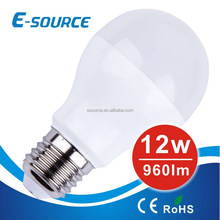 Unbreakable led bulbs 12W A70 LED bulb lights Daylight E27 with CE Good price