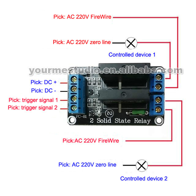 HTB16J7NGVXb2Xq6xXFf  Channel Solid State Relay Wiring Arduino on raspberry pi, diagram for inkbird, diagram for dayton 6a857, heaters temp controller, heater diagram, dust collector, ac load,