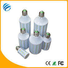 5W 7W 9W 25W 30W LED Corn Light with CE ROHS Approval E27 E40 112lm/w AC85-265V corn led light SMD5050 SMD5730 led corn lamp