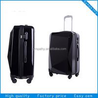 Decent abs/pc trolley bag/trolley luggage
