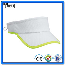 Factory directly manufacture sports visor empty top cap/sun visor wholesale