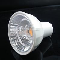 GU10 GU5.3 Halogen designed 6W COB spot light GU10 LED Spotlight