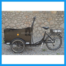 electric cargo bike for family use