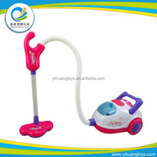 Light electric toy dust collector vacuum cleaner kid toy