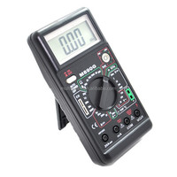 M890G Digital Multimeter AC/DC Voltage Current Tester Ammeter Voltmeter