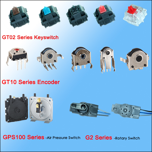 air pressure micro switch