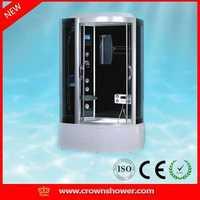 shower cabin,steam shower room,shower enclosure sunshine mirror with red desk bathroom cabinet