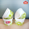 best selling high quality single wall paper coffee cups disposable ice cream cup