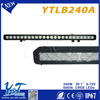 LED car light,single row led lights bar, 240w LED light bar