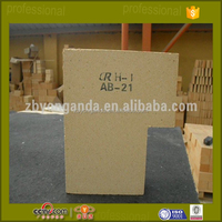 Assessed fire brick suppliers custom made unshaped firebricks