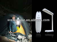 Waterproof Portable Touch Solar Security Led Sensor Light Outdoor