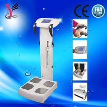 women's love !!Clinic Use , Fat Analizer fitness equipment GS6.5 body analyzer
