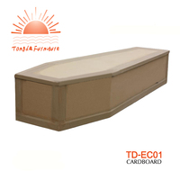 TD-EC01 paper coffin with Time-limited discount