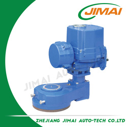 With 9 years experience factory directly electronic actuator/electric actuator in china tianjin