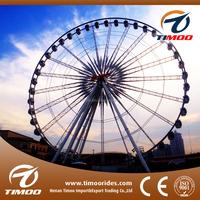 Hot Sale Used 56m Kiddie China Ferris Wheel For Sale