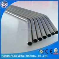 Stainless steel novelty drinking straws