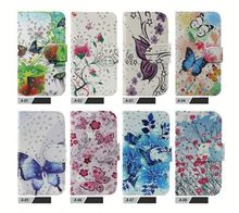 for Fly IQ455 EGO Art 2 phone case, pu leather flip case for Fly IQ455 EGO Art 2