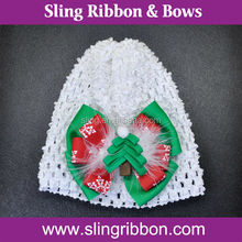 Beautiful Elastic Baby Christmas Hats Made in China