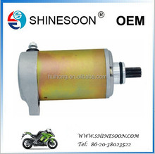 motorcycle spare parts wholesale GN250 factory price motorcycle starter motor
