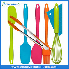 new food grade silicone utensils fda silicone kitchen utensils for cooking