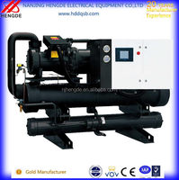 Energy conservation widely used industrial chiller plant
