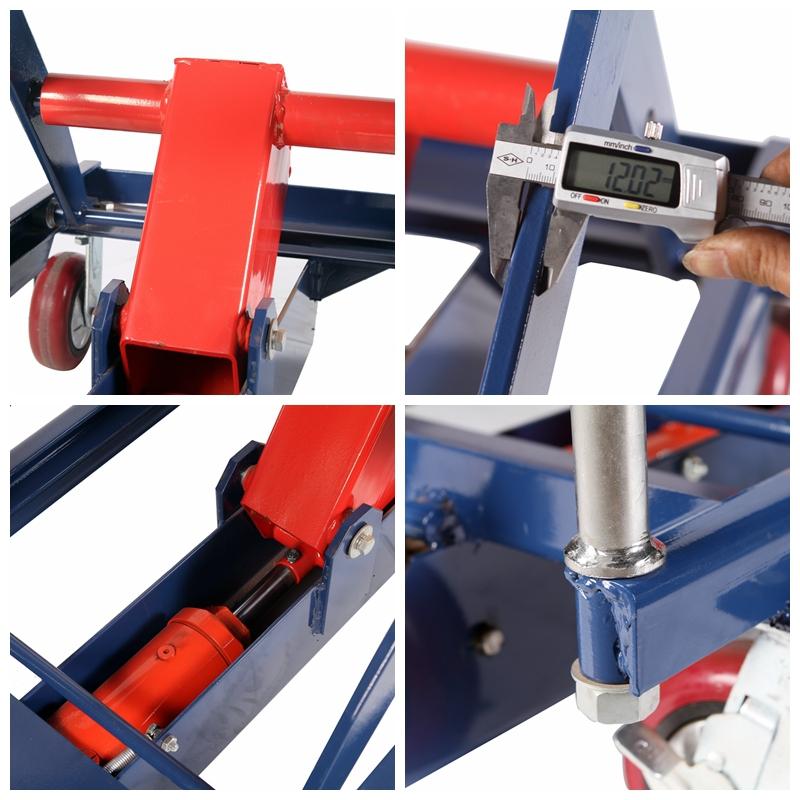 Mini Hydraulic Scissor Lift : Small hydraulic mini platform scissor lift