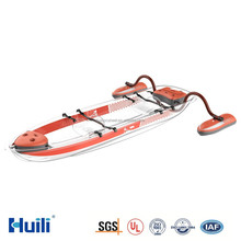 2015 hot sale boat plastic fishing kayak, double seat kayak, fishing boat, canoe