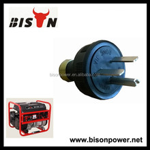 BISON(CHINA)Japan Power Plug Socket for Generator Spare Parts