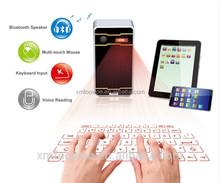 2015 novo produto! teclado wireless laser virtual e mouse bluetooth para notebook, computador, celular e tablet andriod