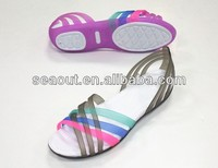 jelly shoes 2014 women dress shoes