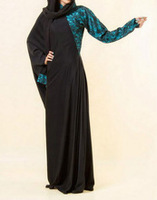 Manufacturer Wholesale Women Clothing Maxi Dress Fashion Muslim Abaya