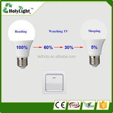 Intelligent terminal control lighting Chinese dimmable high smart switch led bulbs