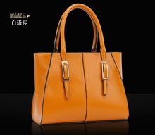 European and American fashion new style woman handbag /lady bag