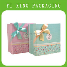 2015 newly development - fancy gift chocolate food weeding packaging paper box