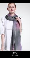 viscose blend printed instant linen hijab scarf