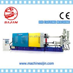 SIJIN zinc making machine die casting machine cold chamber die casting machine -850ton