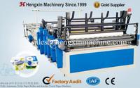 HX-SJ1575 Full Automatic Toilet Paper Machine and Kitchen Towel Machine