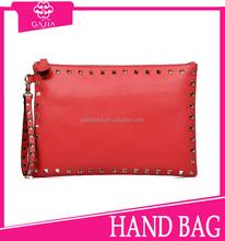2015 hot selling lovely women ladies' genuine leather tote bag handbag shoulder bag