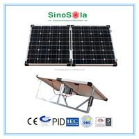 High quality folding solar panel 100w
