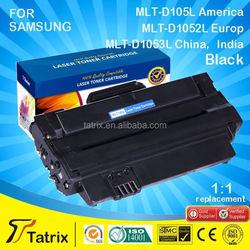 Alibaba GOLD supplier compatible for Samsung laser toner cartridge MLT105L